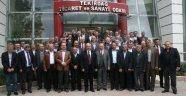 Süleymanpaşa Belediye Başkanı Ekrem Eşkinat 74 Mahalle Muhtarı ile Buluştu