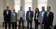 Tagid'den Ergene İlçe Emniyet Müdürü Çelik'e Ziyaret