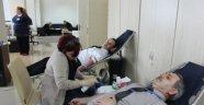 Tekirdağ SGK İl Müdürlüğü'nden Kan Bağışına Destek