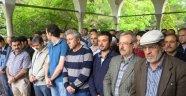 Tekirdağ'da Soma'da Hayatını Kaybedenler İçin Gıyabi Cenaze Namazı Kılındı