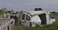 Tekirdağ'da Trafik Kazaları: 5 Yaralı