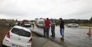 Tekirdağ'da Zincirleme Trafik Kazası: 4 Yaralı