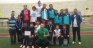 Tekirdağlı Küçük Atletler Türkiye İkincisi Oldu