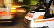 Tokat'ta LPG'li minibüste patlama