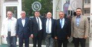 TTSO Başkanı Cengiz Günay'dan Okandeniz'e Ziyaret