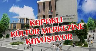 Kapaklı Belediyesi Kültür Merkezi Tanıtım Videosu